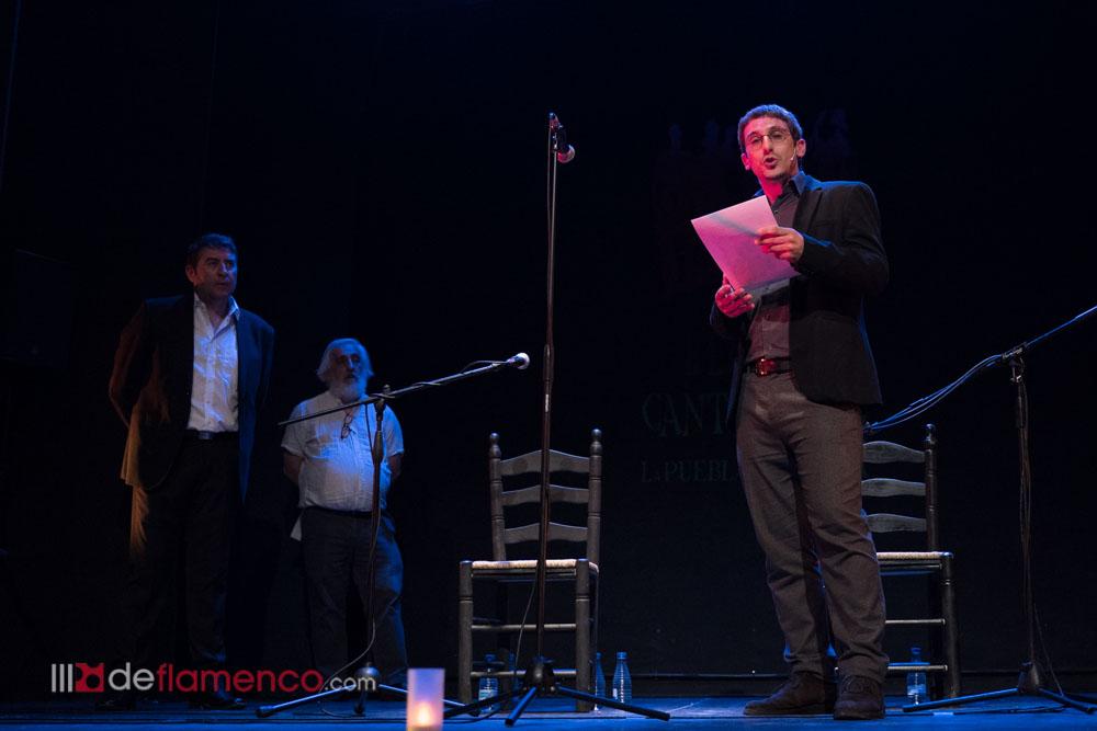 presentación Reunión de Cante Jondo