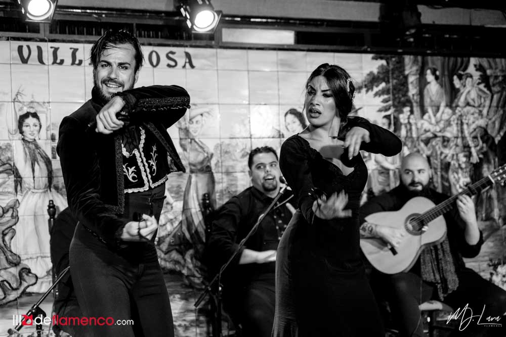 Adrián Santana & Agueda Saavedra