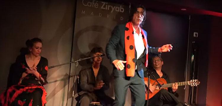 Alejandro Granados en Café Ziryab (video)