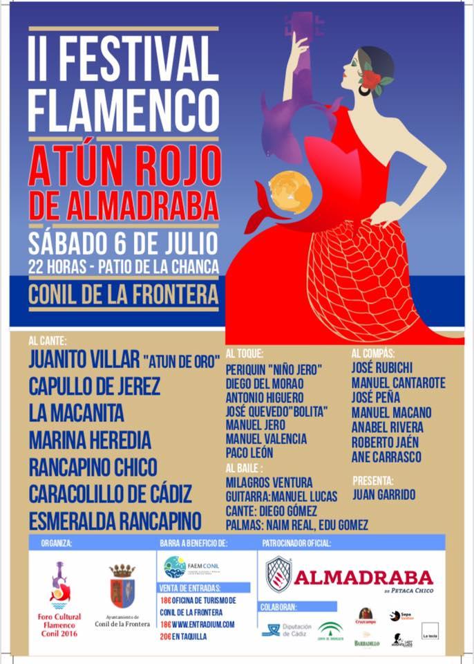 Flamenco Atún Rojo Almadraba