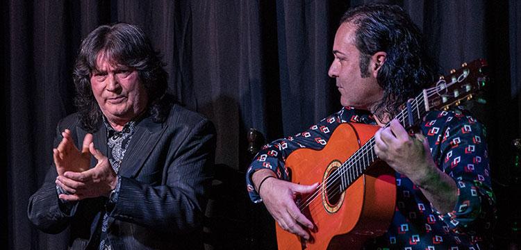 A night with Cancanilla and Chaparro at the García Lorca