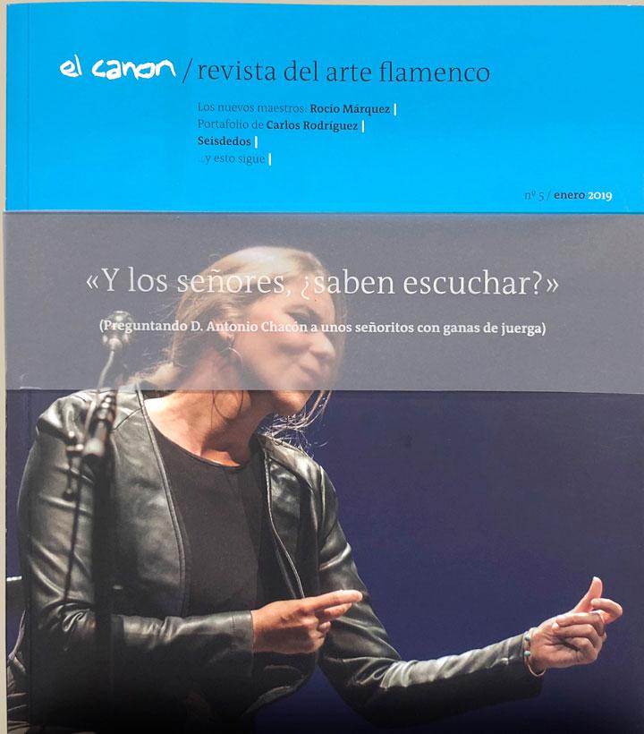 Canon - Rocío Márquez