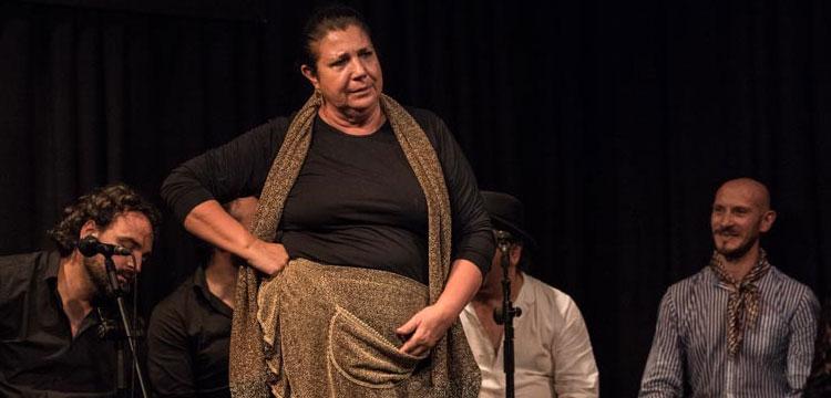 Carmen Ledesma en Casa Patas (video)
