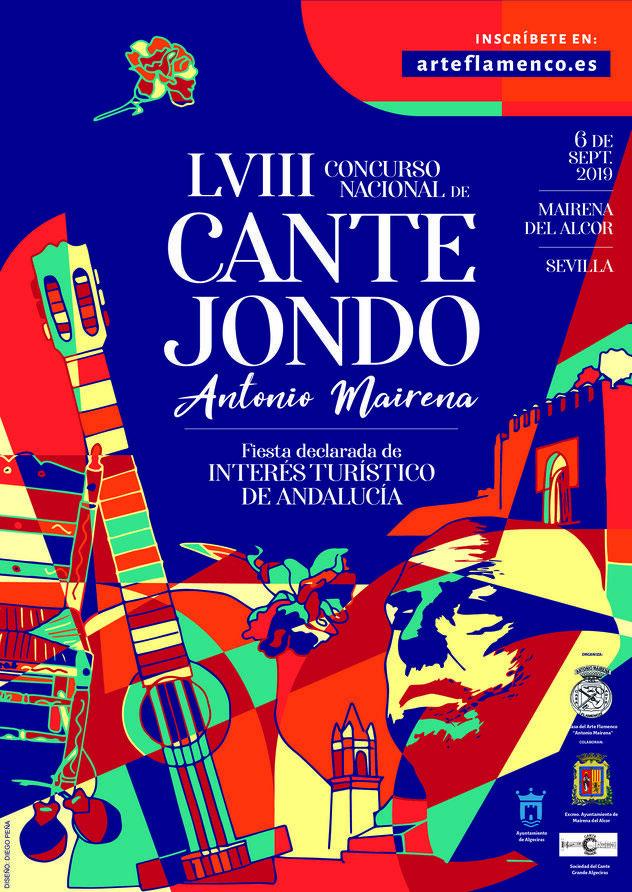 Concurso Cante Jondo - Antonio Mairena