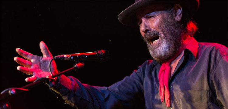 El Cabrero recupera el concierto suspendido en Flamenco Madrid