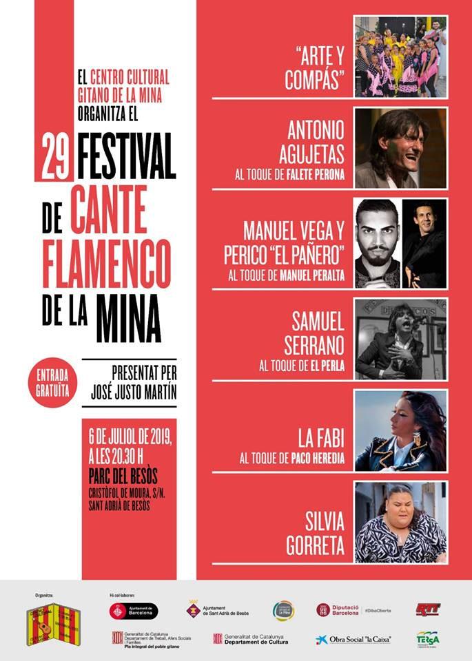 Festival Cante Flamenco de la Mina