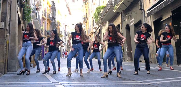 El Flash Mob de Flamenco on Fire 2019 (video)