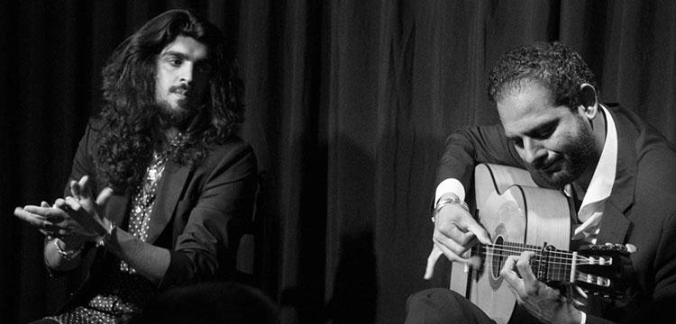 Israel Fernández & Diego del Morao en la Sala García Lorca (video)