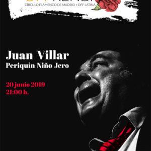 Juan Villar - Círculo Flamenco de Madrid