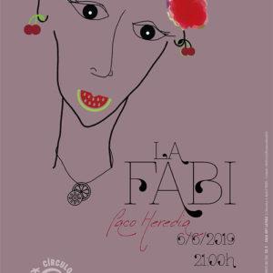 La Fabi - Círculo Flamenco de Madrid