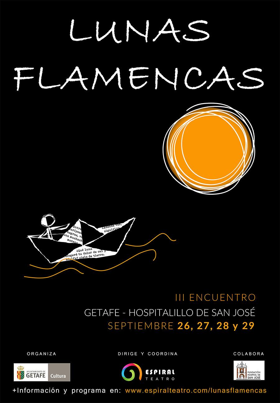 Lunas Flamencas - Getafe