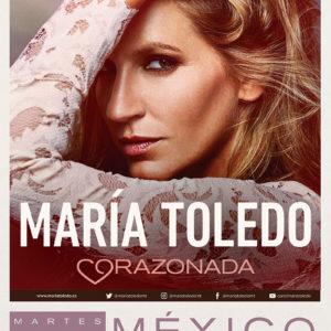 """María Toledo """"Corazonada"""" México"""