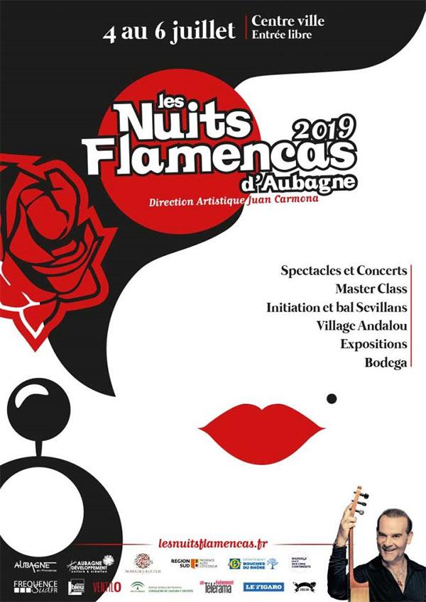 Noches Flamencas de Aubignon