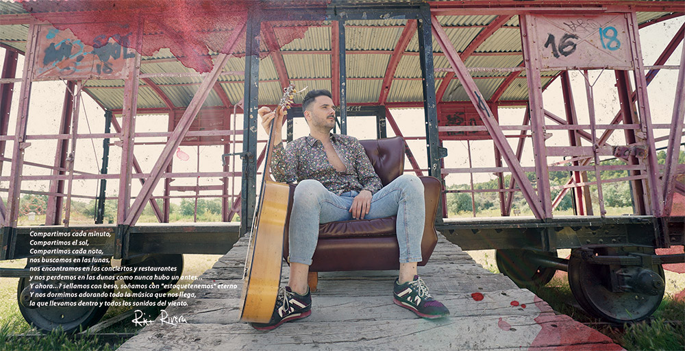 Riki Rivera - Estación Khandwa