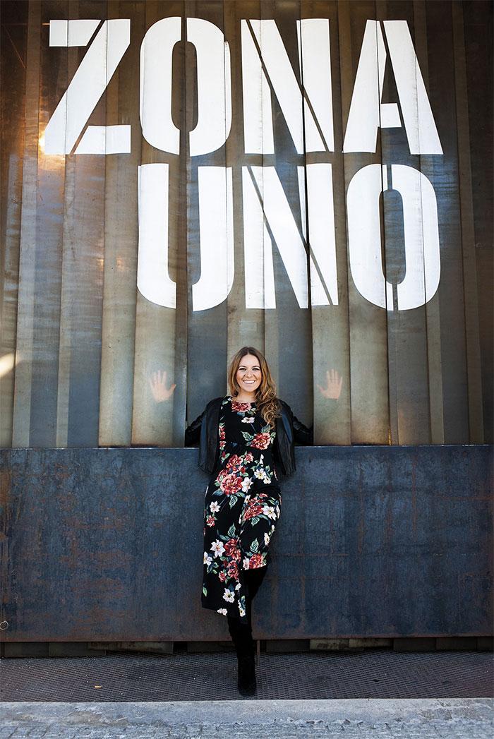 Rocío Márquez - foto: Carlos Rodriguez
