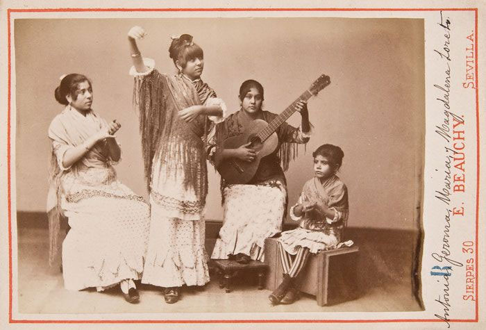 Las edades del flamenco - veranos de la villa