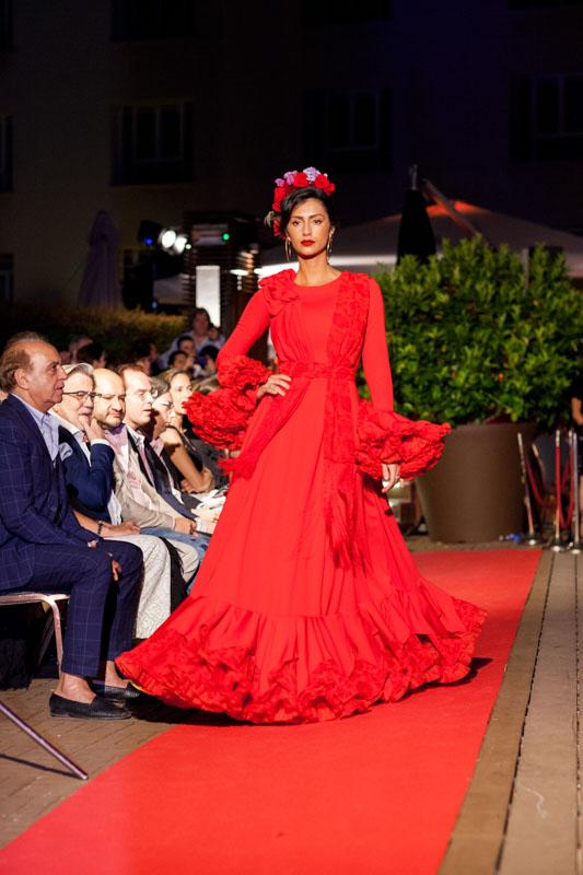 Yolanda Moda Flamenca - Simof Madrid