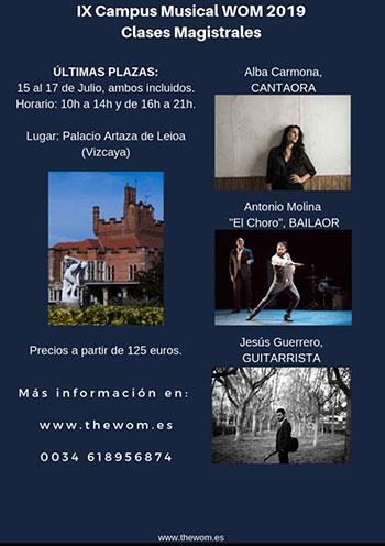 Campus Musical WOM - Leoia (Vizcaya)