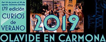 17ª edición de Cursos de Verano Olavide en Carmona
