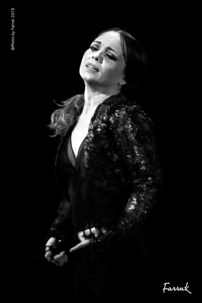 Olga Pericet - Alburquerque