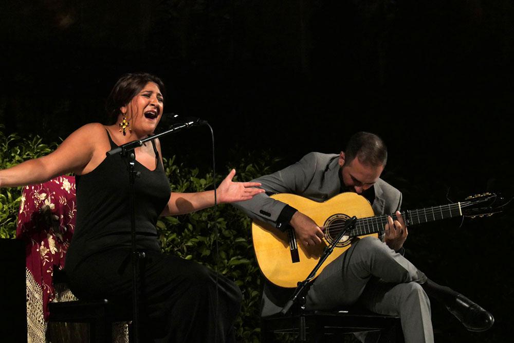 Lela Soto & Nono Jero - foto Actidea