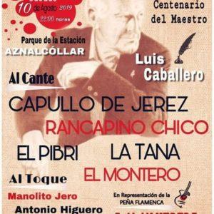 Festival Flamenco Aznalcollar