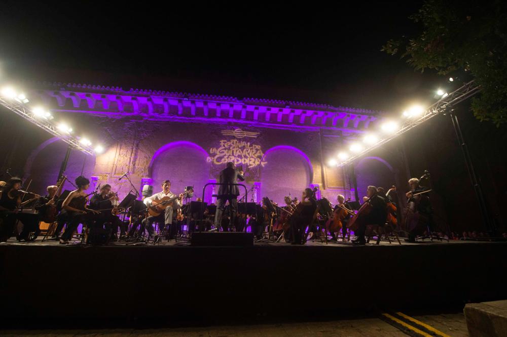 Gallardo del Rey - Festival de la Guitarra de Córdoba
