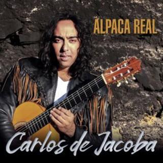 Carlos de Jacoba - Alpaca Real - CD