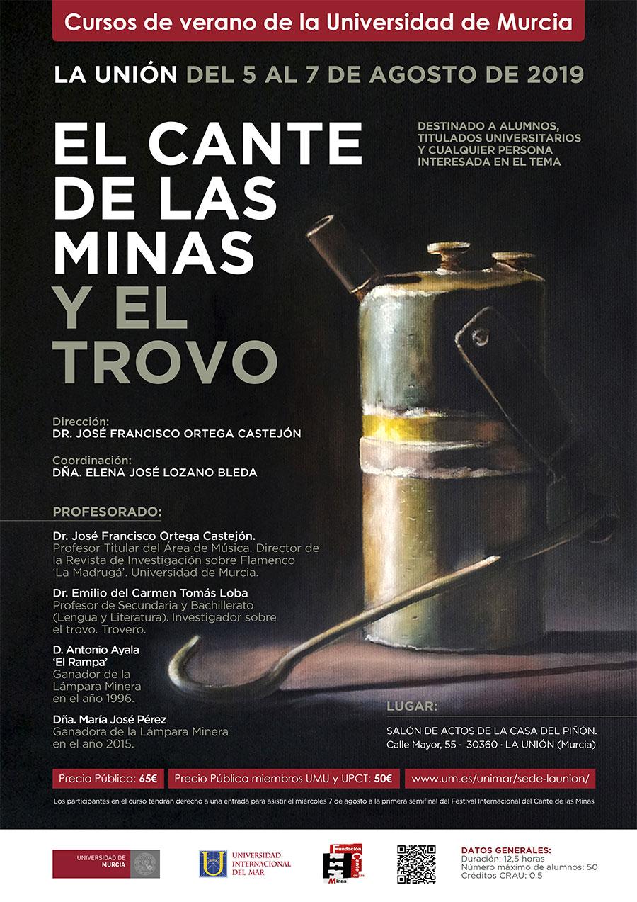 Curso de Verano - Cante de las Minas