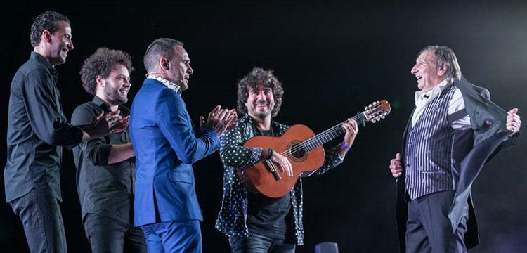 Las edades del flamenco (fotos & videos)