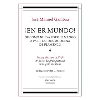 ¡En er mundo! 4 Jet lag ole stars in Hi-Fi José Manuel Gamboa (Libro)