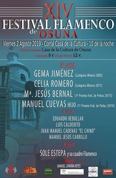 Festival Flamenco OSUNA