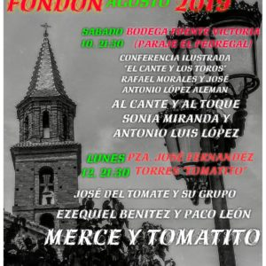 Festival Flamenco FONDON