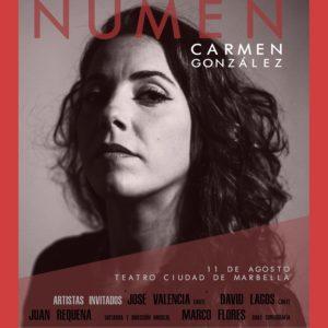 Numen - Carmen González