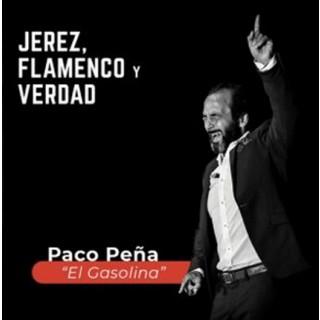 Jerez, Flamenco y Verdad - Paco Peña - cd
