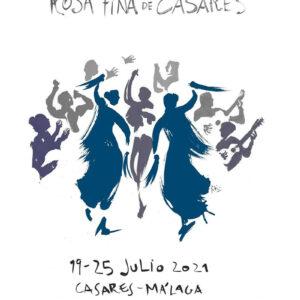 Festival Rosa Fina de Casares (Málaga)