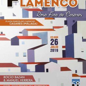 Festival Flamenco Rosa Fina - Casares