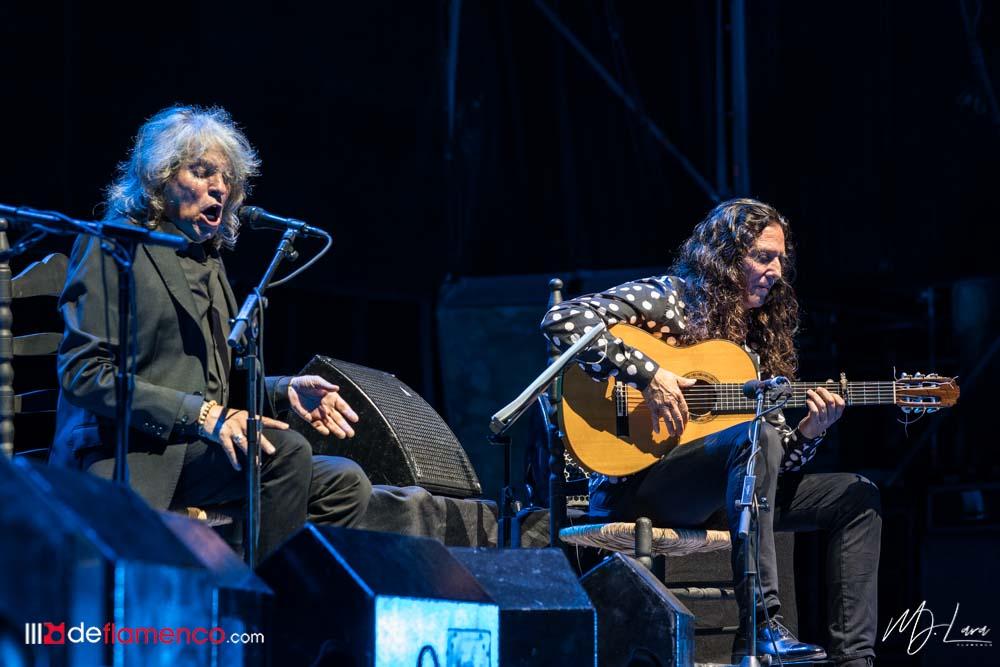 José Mercé & Tomatito - Festival de la Guitarra de Córdoba