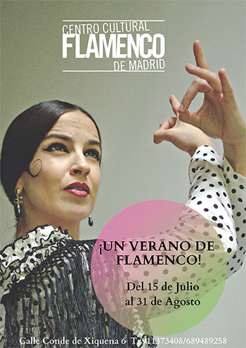 Un verano de Flamenco - Centro Cultural Flamenco de Madrid