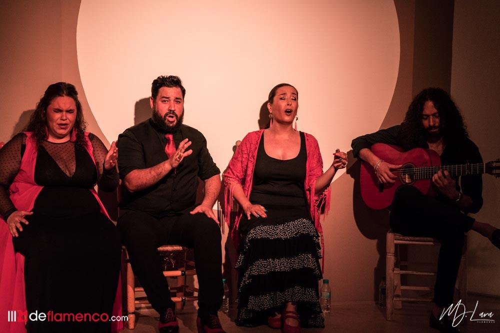 Marta la Niña, David Bastidas, Ana Real, Jony Jiménez