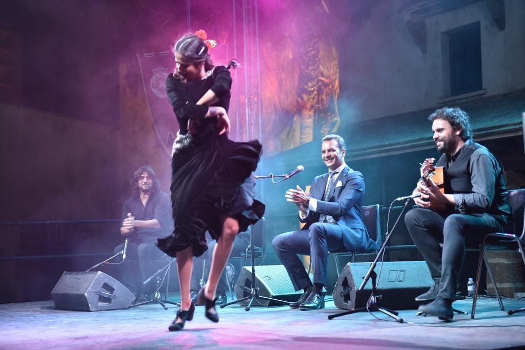 Jesús Méndez, Dani de Morón , Gema Moneo - Estival Flamenco Cádiz