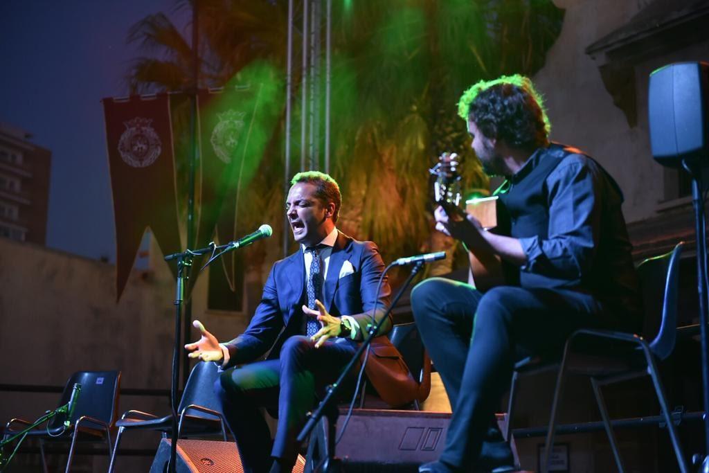 Jesús Méndez, Dani de Morón - Estival Flamenco Cádiz