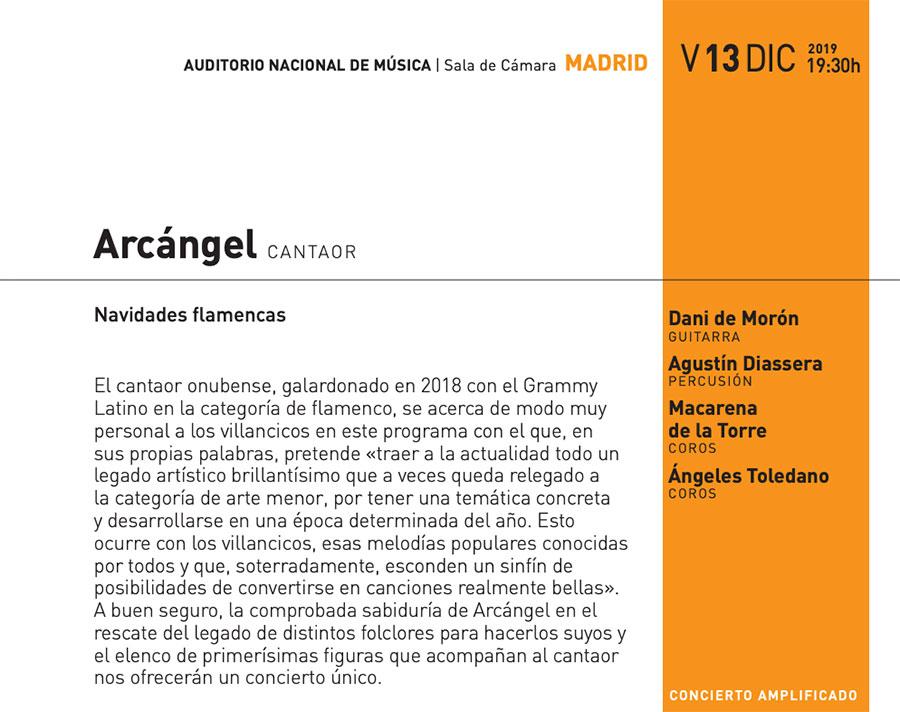 Arcángel - Auditorio Nacional