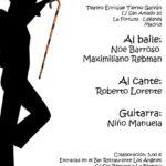 Festival Baile Flamenco La Fortuna