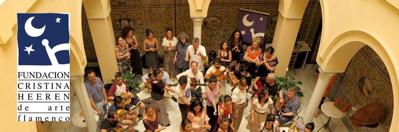 Escuela de Arte Flamenco de la Fundación Cristina Heeren