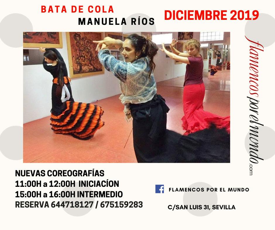 Flamencos por el Mundo - Clases Sevilla