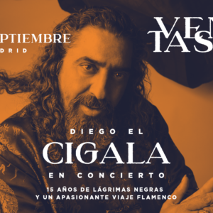 Diego el Cigala en Las Ventas
