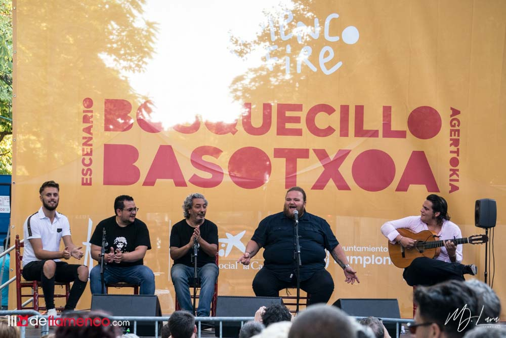 Ezequiel Benítez - Flamenco on Fire