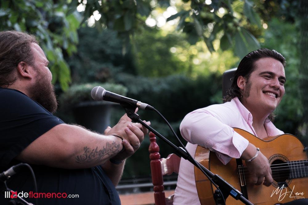 Ezequiel Benítez - Paco León Flamenco on Fire