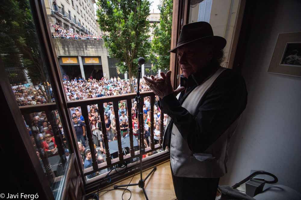 Tio Selín - Flamenco en los Balcones
